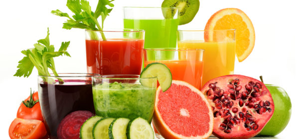 Making Your Own Homemade Detox Drinks